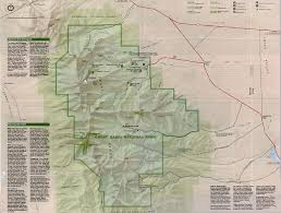 National Parks Us Map Free Download Nevada National Park Maps