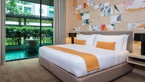three bedroom suite amari residences bangkok