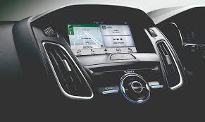 2016 ford focus australian range adds sync 3 infotainment new