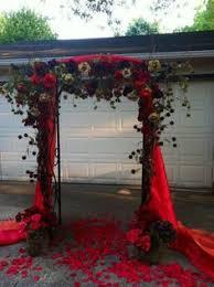 Fall Wedding Aisle Decorations - fall wedding altar google search wedding decorations