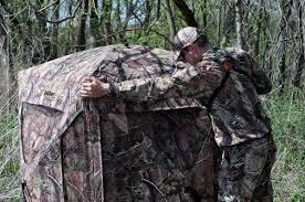Ameristep Razor Blind Imprison Yourself The Essential Turkey Hunting Gear Bowhunter