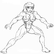 hulk smash pencil sketch orionpax09 deviantart