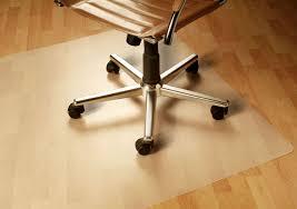 plastic floor cover for desk chair office chair mat hard wood floor protector pvc vinyl free regarding