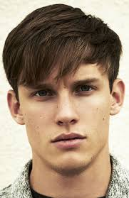 the angular fringe hairstyle 33 of the best men s fringe haircuts fashionbeans