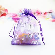 wholesale organza bags online get cheap organza bags silver aliexpress alibaba