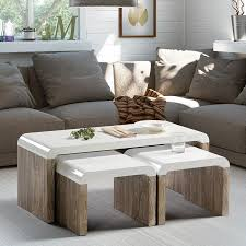 wood coffee tables and console tables solid wood furniture