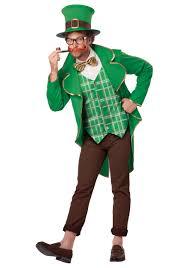 men u0027s lucky leprechaun costume