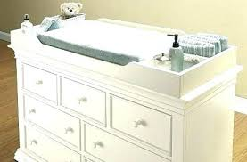 best changing table dresser combo baby changing table dresser white nursery dresser top best changing