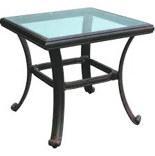 Outdoor Side Table Ideas by Patio Side Tables Metal Home Design Ideas