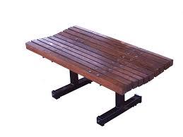 simple wooden bench design plans