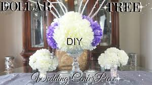 wedding centerpieces diy diy dollar tree bling wedding centerpieces 2017 petalisbless