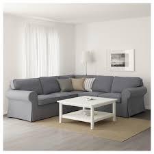 ektorp sofa sectional ektorp sectional seat corner nordvalla gray ikea sofa