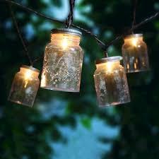 Light Fixtures At Walmart Mainstays Mason Jar Mini String Lights 10 Count Walmart Com
