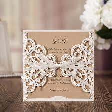 lace invitations jofanza wedding invitations cards laser cut rustic navy blue