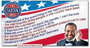 ben carson presidential bid conservative national review to ben carson liar liar on