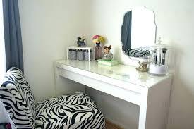 Bedroom Vanity White Cheerful Small Bedroom Vanity White Vanity Table No Mirror White