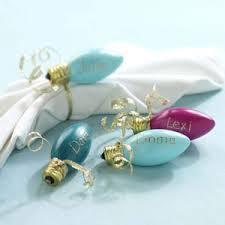 diy wedding crafts light bulb place cards diy