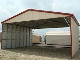 metal carport metal buildings u0026 garages in texas