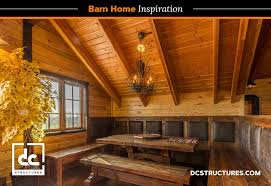 Rustic Barn Homes Rustic Inspiration Barn Home Ideas Dc Structures Blog