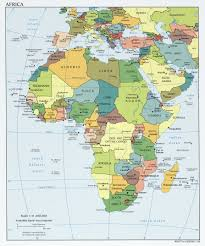 Map Of Germany And Surrounding Countries by 7 3 West Africa World Regional Geography People Places And