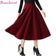 Wool Skirts For Winter Popular Long Wool Skirt Buy Cheap Long Wool Skirt Lots From China