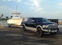 Dodge Ram Ecodiesel - 2015 ram ecodiesel towing review the hull truth boating and