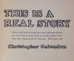 christopher columbus the absurd things kids used to be taught