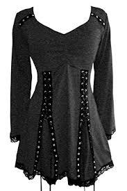 Amazon Com Dare To Wear Electra Corset Top Victorian Gothic