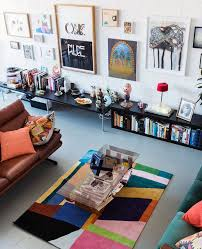 10 living room designs with colorful rug house design and decor