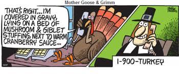 comics i don t understand thanksgiving