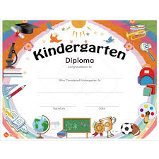graduation diploma covers kindergarten diploma of graduation diplomas diploma covers