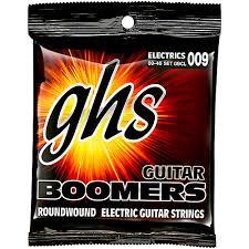 ghs gbcl boomers custom light electric guitar strings musician s