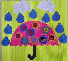 kids umbrella crafts fun 3 funnycrafts