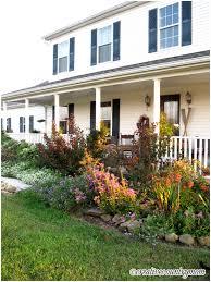 Front Porch Landscaping Ideas Landscape Design Zone 7 Home Landscaping