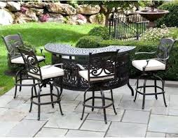 Bar Set Patio Furniture Ideas Patio Furniture Bar Set And Outdoor Sea Pines Wicker Bar
