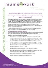 homemaker return to work resume resume template example