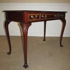 Mahogany Office Furniture by Mahogany Writing Desks Office Furniture With Drawers Ebay