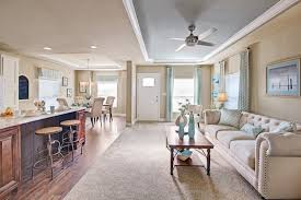 manufactured homes living areas redman homes