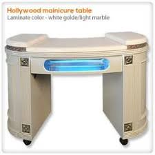 Manicure Table Lamp Manicure Nail Tables Salon Furniture Lee Nail Supply