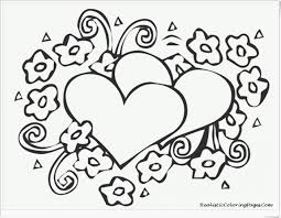 Coloring Pages Hearts Free Heart Coloring Pages Throughout Free Coloring Pages Hearts by Coloring Pages Hearts
