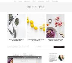 brunch pro theme by feast design co