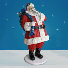 6 foot yab designs sized outdoor santa decoration