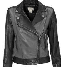 biker jacket women clearance biker jacket women 100 real leather in black and grey