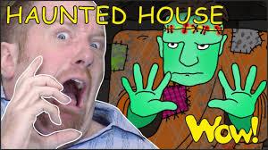 haunted house for kids halloween songs for children from steve
