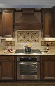 backsplash designs for kitchen backsplash ideas for range tops along with wooden