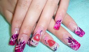 picture 4 of 6 pretty nail designs for short nails photo