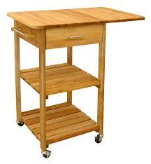 amazon com catskill craftsmen butcher block cart with two shelves