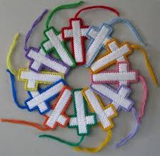 christian easter decorations 33 best lent images on lent easter cross and easter ideas