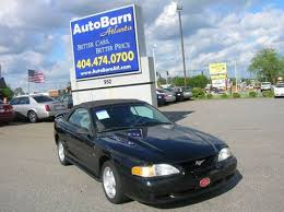 Blacked Out Mustang For Sale 1994 Ford Mustang For Sale Carsforsale Com