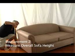 how to measure sofa for slipcover how to measure a small sofa for a slipcover stretchandcover com